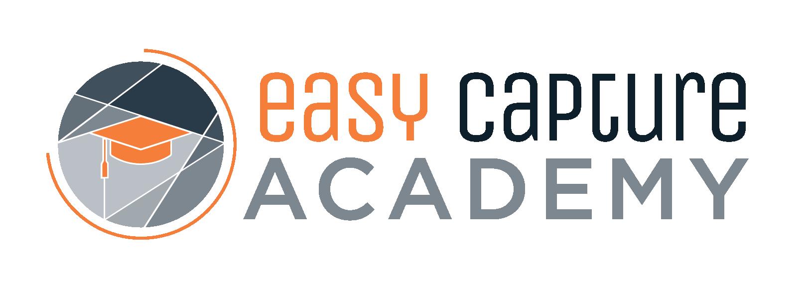 Easy Capture Academy Logo